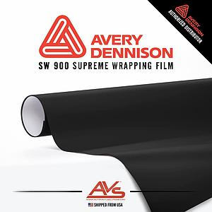 AVESW900197-60X25(SATIN BLACK)(AVERY)