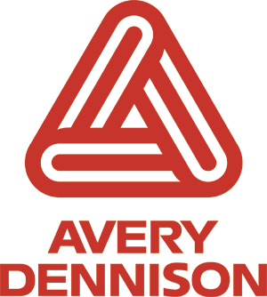 AVESW900427-60X25(GLOSS SOFT RED)(AVERY)