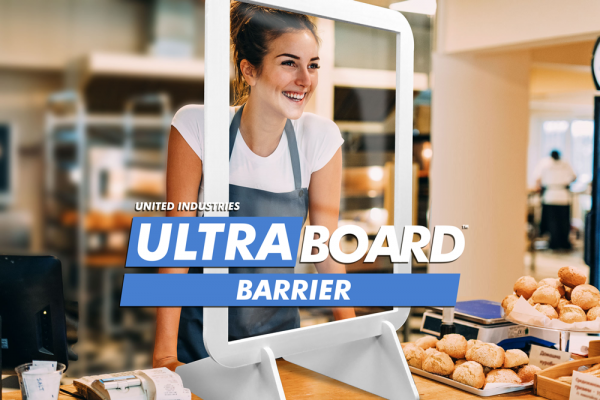 UBBARRIERBK2.5X32X48(UNITED)